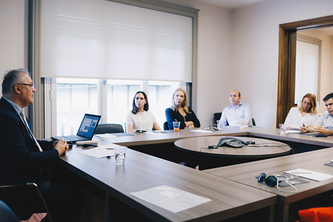 Executive MBA στο Alba: Η λύση που ζητούν τα ανώτατα διευθυντικά στελέχη για να απογειώσουν την καριέρα τους