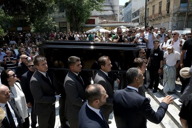 Τελευταίο «αντίο» στον Παύλο Γιαννακόπουλο