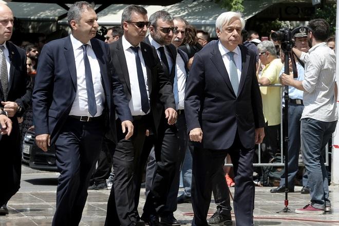 Ο ΠτΔ, Προκόπης Παυλόπουλος