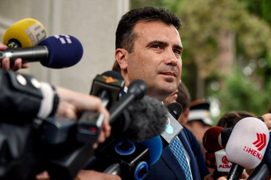 Ρήξη πρωθυπουργού – προέδρου της Δημοκρατίας στα Σκόπια για την ονομασία
