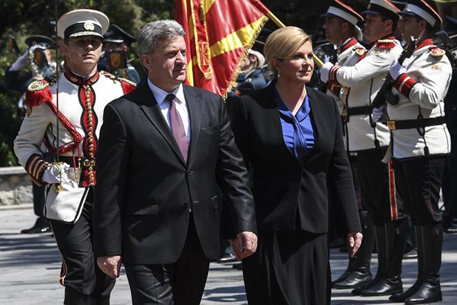 Ολική ρήξη στα Σκόπια: «Ταπεινωτική» και «παράνομη» χαρακτηρίζει τη συμφωνία ο πρόεδρος της χώρας
