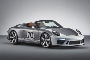 911 Speedster Porsche