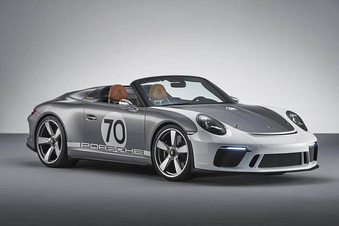Η Porsche γιορτάζει τα 70ά της γενέθλια με νέο μοντέλο