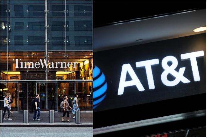 Στα «χέρια» της AT&T για 85,4 δισ. δολάρια η Time Warner