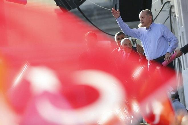 Κατά 3% συρρικνώθηκε το ΑΕΠ της Τουρκίας το δ' τρίμηνο- Η χειρότερη επίδοση 9ετίας