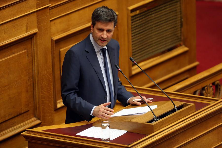 Χουλιαράκης: Το Γενικό Λογιστήριο του Κράτους προβλέπει πρωτογενές πλεόνασμα 4,1% το 2019