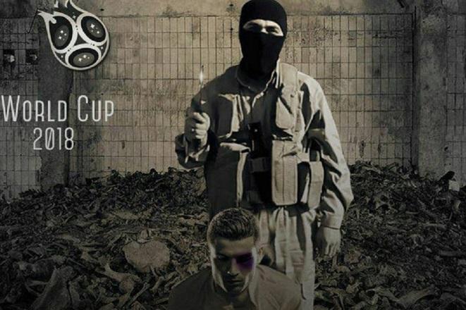 Το Iσλαμικό Κράτος απειλεί το Μουντιάλ της Ρωσίας