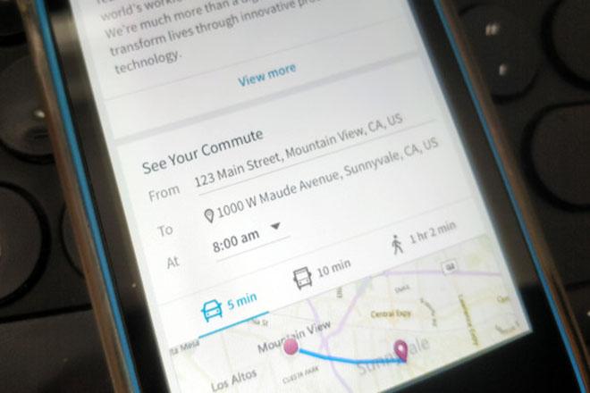LinkedIn-Commute