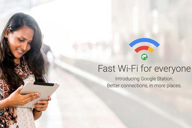 Το νέο πρόγραμμα της Google για δωρεάν Wi-Fi σε σιδηροδρομικούς σταθμούς