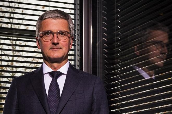 Συνελήφθη ο CEO της Audi