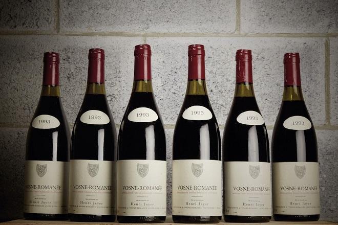 Πόσο πουλήθηκαν τα τελευταία κρασιά του «βασιλιά της Βουργουνδίας»