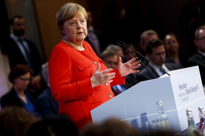 Μέρκελ: Θα καταφέρουμε να κάνουμε με την Ελλάδα το τελευταίο βήμα στο πρόγραμμα