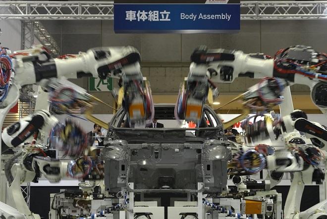 Ξεπέρασε κάθε προηγούμενο ο αριθμός των «ρομπότ-εργατών» στις ΗΠΑ
