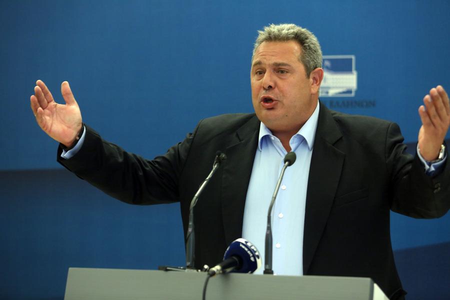 Καμμένος: Δεν μένουμε στην κυβέρνηση εάν η συμφωνία με την ΠΓΔΜ έρθει στη βουλή με 151 ψήφους