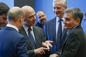 Eurogroup 20th anniversary meeting