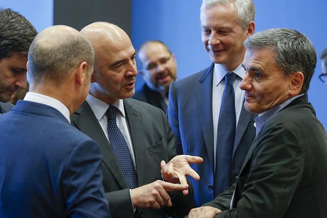 EuroWorking Group: Η «μπάλα» τώρα στους υπουργούς Οικονομικών για το ελληνικό χρέος