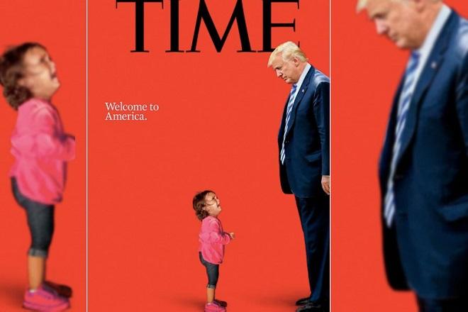 Ποια είναι η ιστορία του κοριτσιού που βρίσκεται στο εξώφυλλο του περιοδικού Time