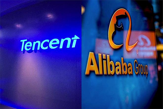 Η Tencent και η Alibaba κατακτούν τον κόσμο