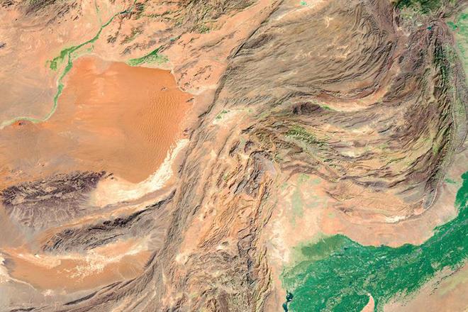 Ο χάρτης της ερημοποίησης: Πώς η ανθρώπινη δραστηριότητα σκοτώνει τον πλανήτη