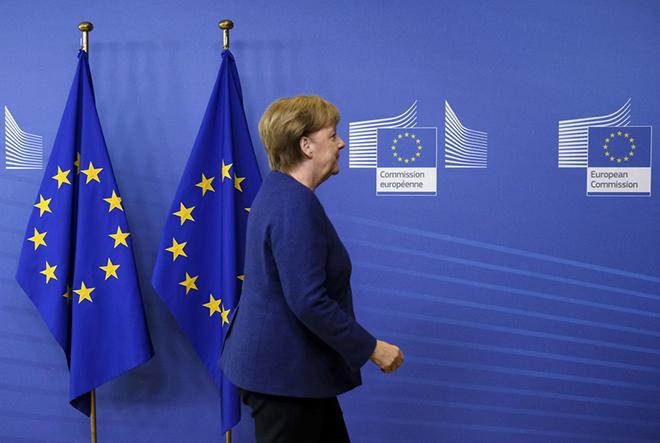 Χωρίς τελική λύση η σύνοδος για το μεταναστευτικό – Για διακρατικές συμφωνίες μίλησε η Άνγκελα Μέρκελ