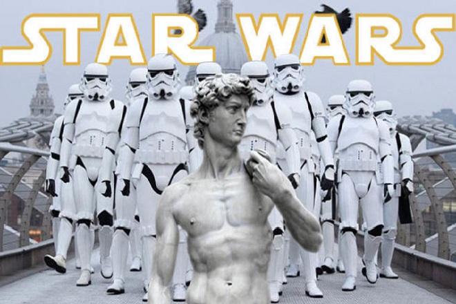 Πώς κατάφερε το Star Wars να γίνει πιο αναγνωρίσιμο από τον Μιχαήλ Άγγελο