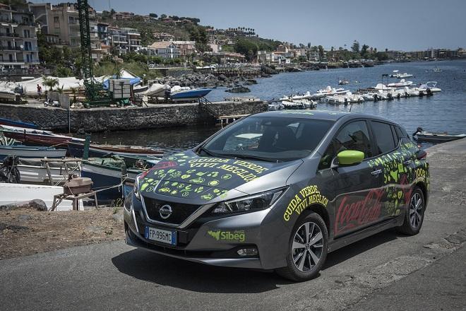 Nissan- Sibeg: Αναπτύσσουν νέο ηλεκτρικό οικοσύστημα στην Ιταλία