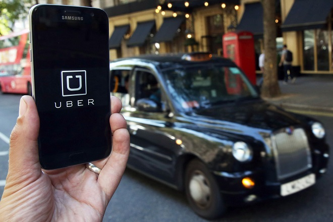 Συντηρητική «πρώτη» για την Uber στο Χρηματιστήριο – Στα 45 δολάρια η μετοχή της