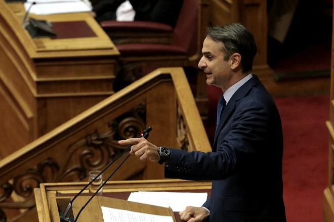 Μητσοτάκης: Αν θέλετε debate προκηρύξτε τώρα εθνικές εκλογές – H ΝΔ θα πετύχει τη μεγάλη εκλογική νίκη