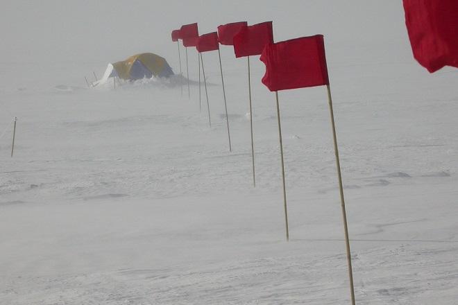 Πιο κρύο μέρος στη Γη Πηγή Ted Scambos NSIDC University of Colorado