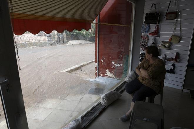 Δεκάδες κλήσεις για βοήθεια στην Πυροσβεστική από την ευρύτερη περιοχή Μάνδρας-Μαγούλας