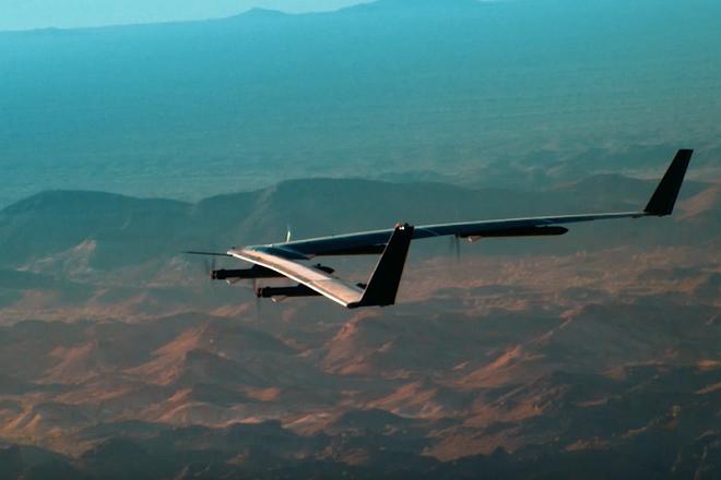 Απότομη προσγείωση για το πρόγραμμα «Aquila internet drone» του Facebook