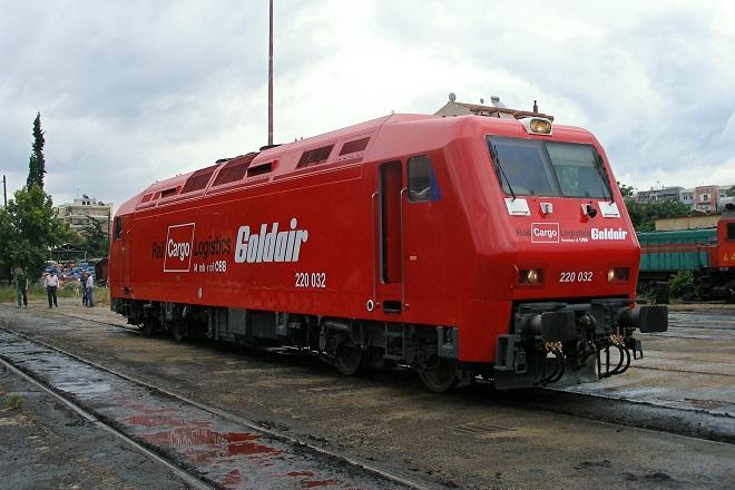 Το πρώτο δρομολόγιό της από τη ΒΙΠΕ Σίνδου πραγματοποίησε η Rail Cargo Logistics Goldair
