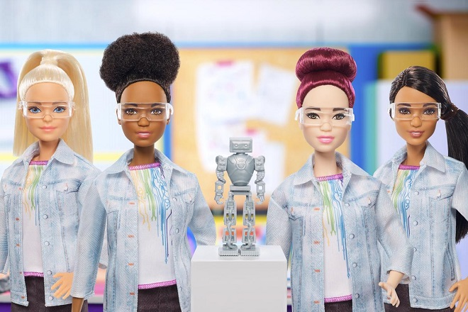 Αλλάζει καριέρα η διάσημη κούκλα Μπάρμπι