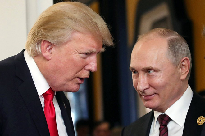 Τραμπ: Θα συναντηθώ με τον Πούτιν στη Σύνοδο των G20