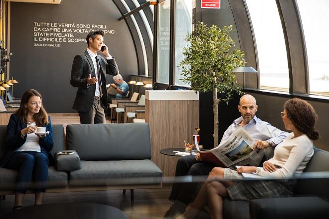 Το πρώτο αποκλειστικό Lounge της Star Alliance ανοίγει στο αεροδρόμιο Fiumicino της Ρώμης