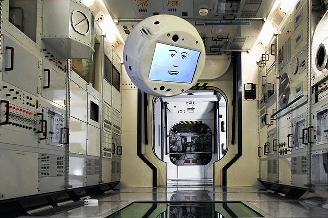 Ένα ρομπότ πολύ διαφορετικό από τα άλλα ταξιδεύει στον Διεθνή Διαστημικό Σταθμό