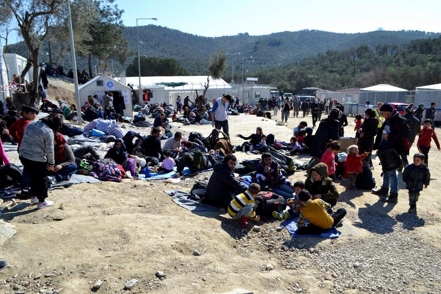Την έντονη δυσαρέσκεια της Ελλάδας για την αύξηση των μεταναστών από την Τουρκία εξέφρασε στον Τούρκο πρέσβη ο Ν. Δένδιας