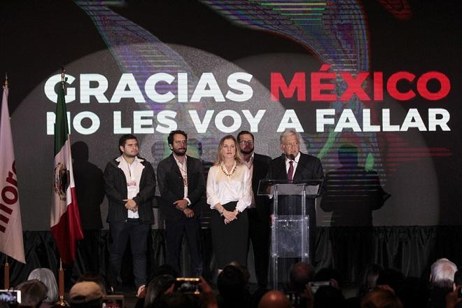 Μεξικό: Η χώρα σαρώθηκε από έναν πολιτικό «τυφώνα»