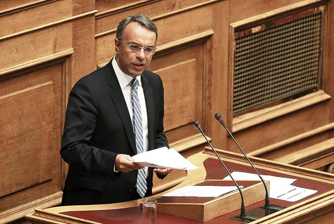 Σταϊκούρας: Μοναδική εξαίρεση η Ελλάδα που μπαίνει σε καθεστώς ενισχυμένης εποπτείας
