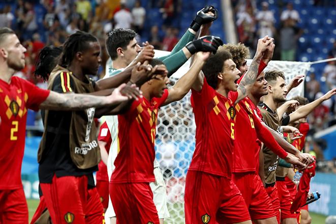Τρία ακόμη γκολ του Βελγίου στο Μουντιάλ θα κάνει ευτυχισμένους πάρα πολλούς ιδιοκτήτες τηλεοράσεων