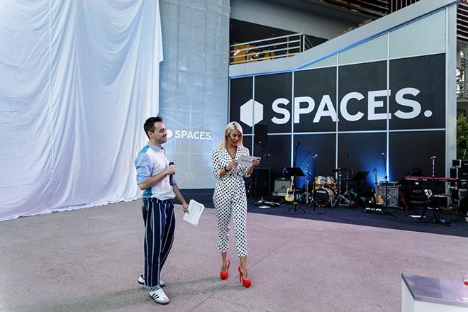 Το νέο επιχειρηματικό κέντρο της SPACES άνοιξε επισήμως τις πύλες του
