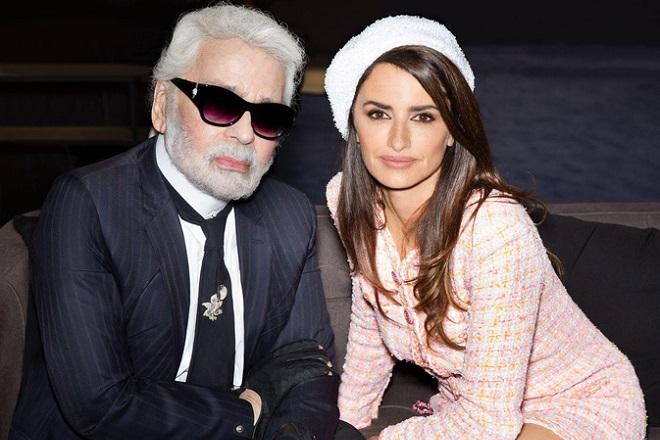 Η Πενέλοπε Κρουζ νέα πρέσβειρα του οίκου Chanel
