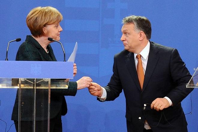 Συνάντηση Μέρκελ-Ορμπάν στο Βερολίνο – Ποιες οι υποχωρήσεις της καγκελαρίου