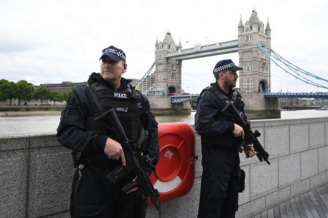 Συναγερμός στο Λονδίνο: Όχημα εμβόλισε το επίσημο αυτοκίνητο του πρεσβευτή της Ουκρανίας