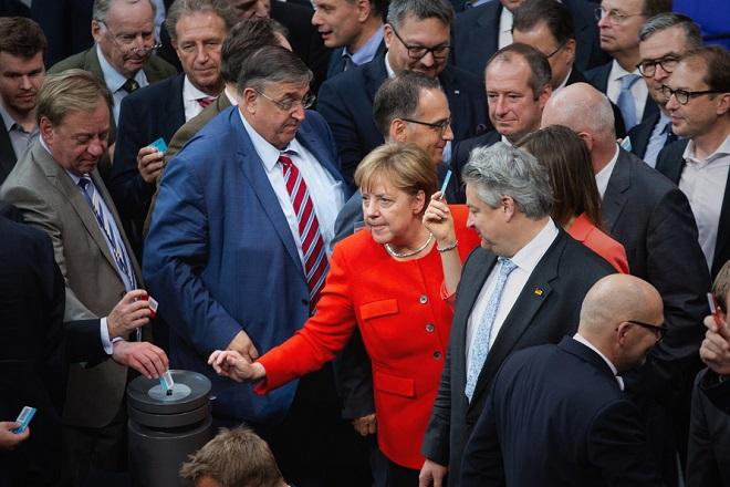 Γερμανία: Συμφωνία των κυβερνητικών εταίρων στην πολιτική ασύλου – Τα βασικά σημεία