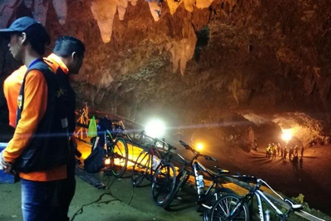 Σε μουσείο θα μετατραπεί το σπήλαιο της Ταϊλάνδης