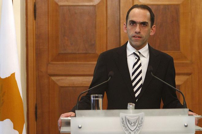 Απέρριψε την παραίτηση του υπουργού Οικονομικών ο Νίκος Αναστασιάδης