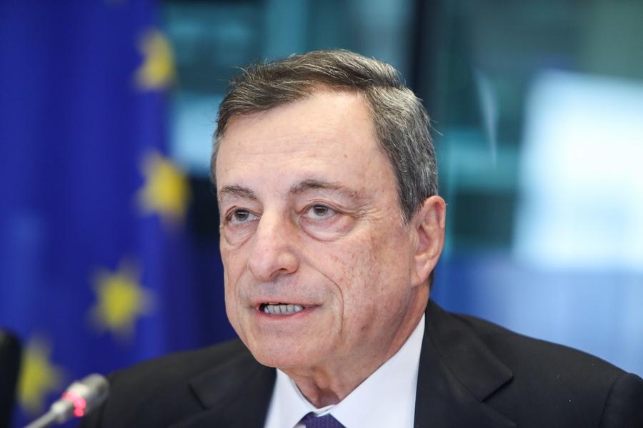Ντράγκι: Μετά την αξιολόγηση του ελληνικού χρέους θα αποφασίσουμε για waiver και ποσοτική χαλάρωση