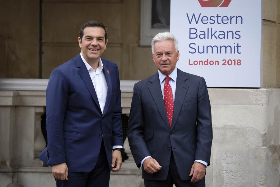 Τσίπρας: Η λύση για τα προβλήματα των Βαλκανίων δεν είναι ο εθνικισμός