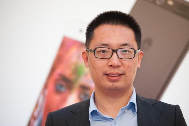 Lin+Bing,+Country+Manager,+Terminals+-+Huawei+Ελλάδος